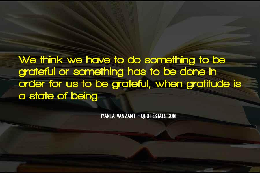 Quotes About Being Grateful To Someone #108605