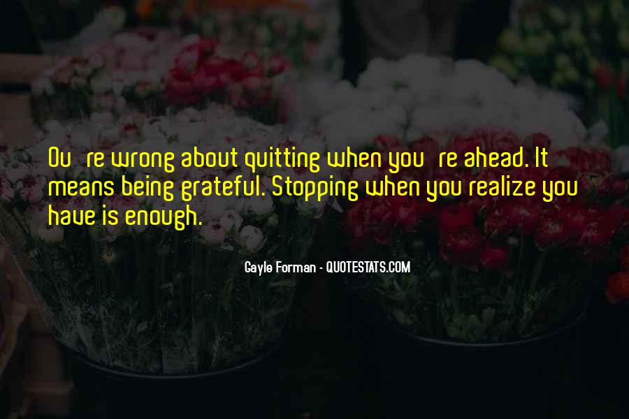 Quotes About Being Grateful To Someone #298245