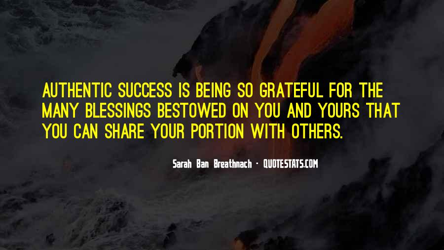 Quotes About Being Grateful To Someone #48881