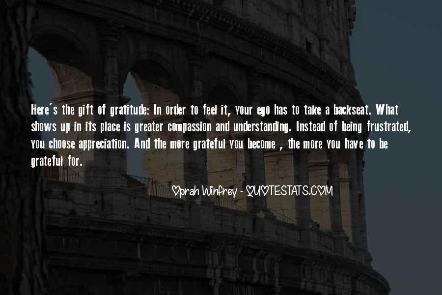 Quotes About Being Grateful To Someone #72462