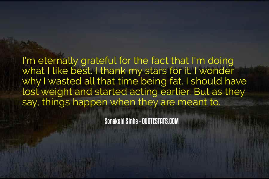 Quotes About Being Grateful To Someone #86363
