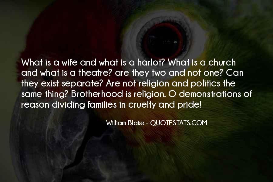 Quotes About Dividing Families #1383444
