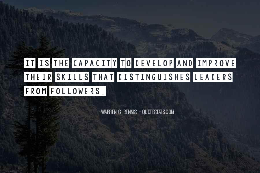 Quotes About Leaders And Followers #313003
