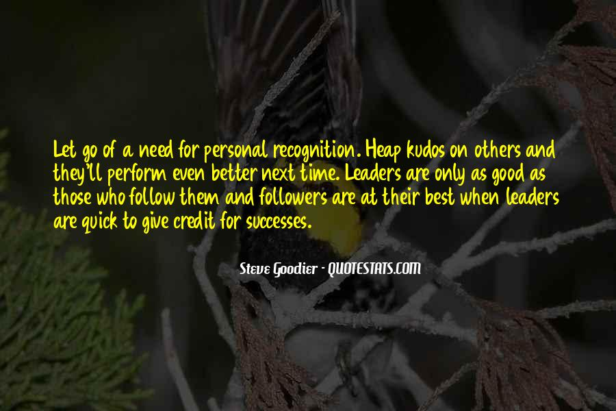 Quotes About Leaders And Followers #439074