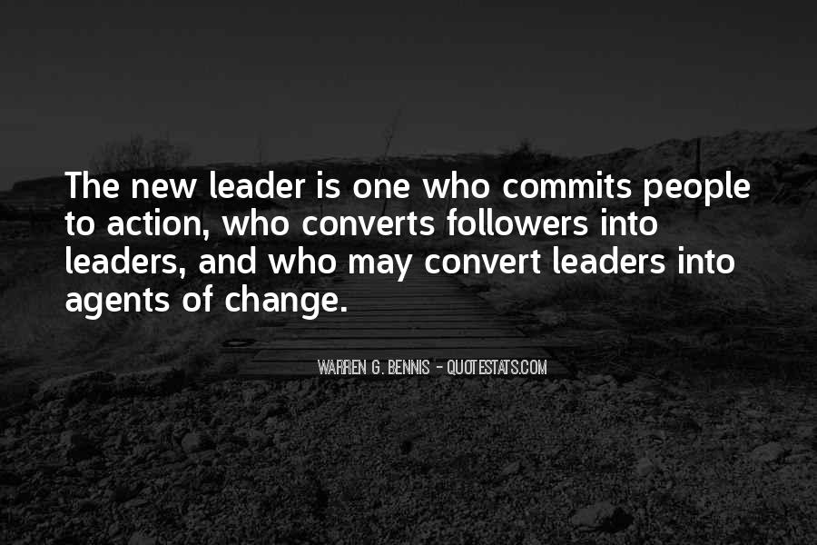 Quotes About Leaders And Followers #535697