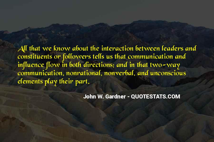 Quotes About Leaders And Followers #563790
