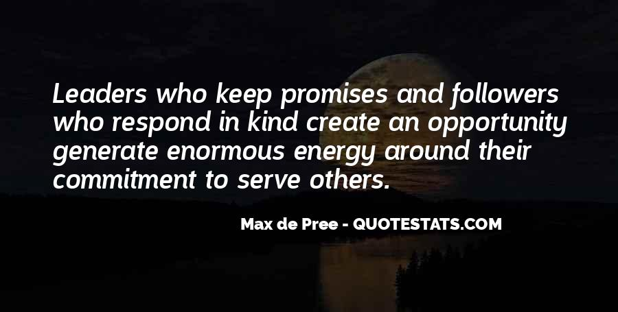 Quotes About Leaders And Followers #650153
