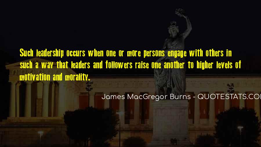Quotes About Leaders And Followers #662638