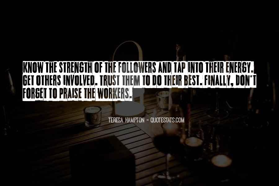 Quotes About Leaders And Followers #847429