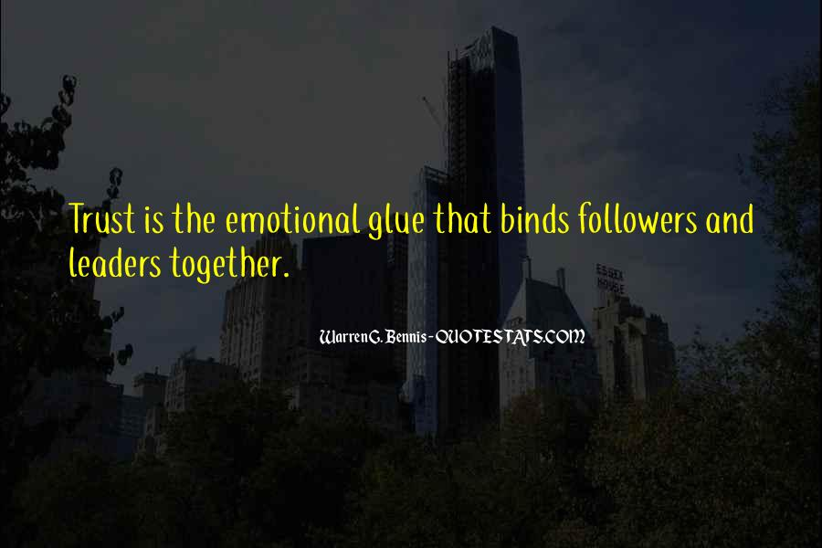 Quotes About Leaders And Followers #972442