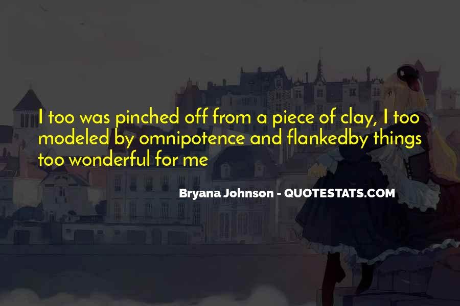 Quotes About God's Omnipotence #1144129