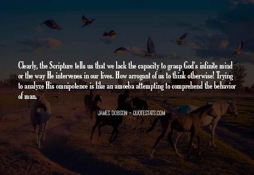 Quotes About God's Omnipotence #1230096