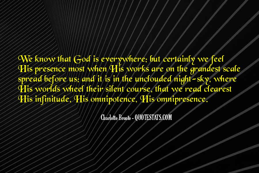 Quotes About God's Omnipotence #1306061