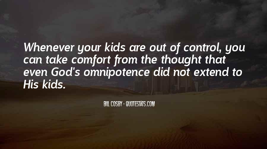 Quotes About God's Omnipotence #1470504