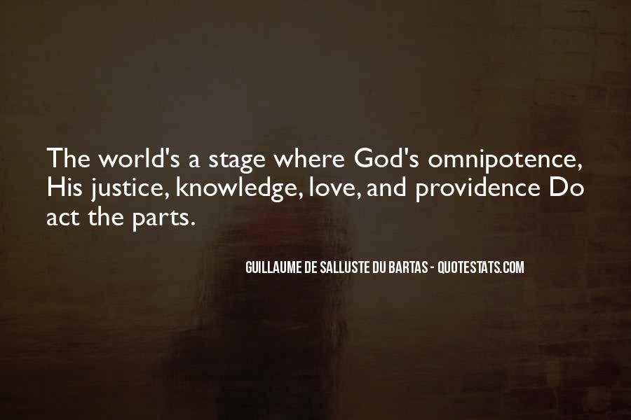 Quotes About God's Omnipotence #1626184