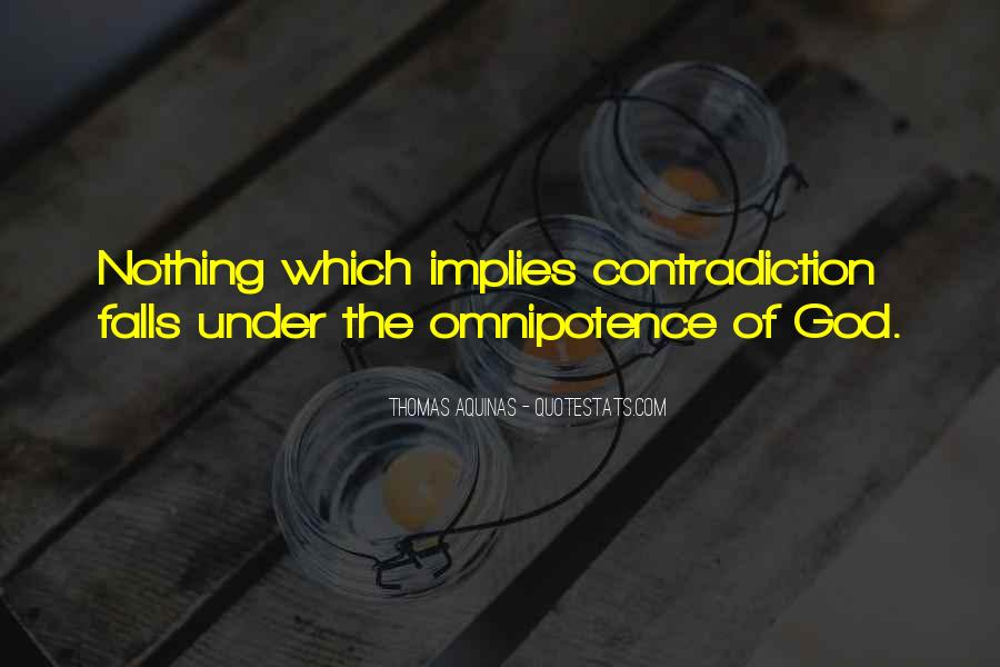 Quotes About God's Omnipotence #1741909