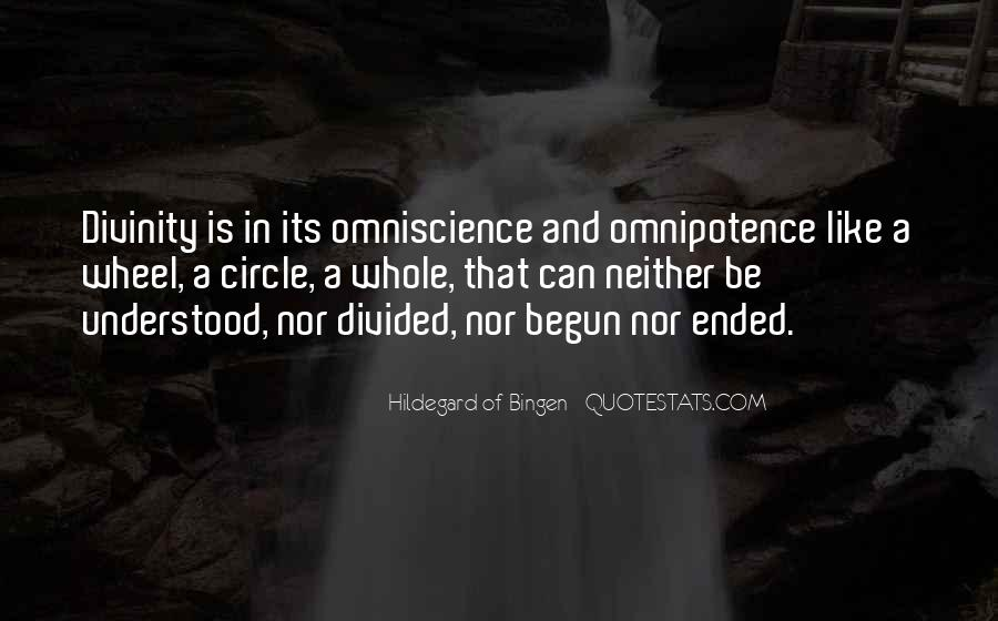 Quotes About God's Omnipotence #1877640