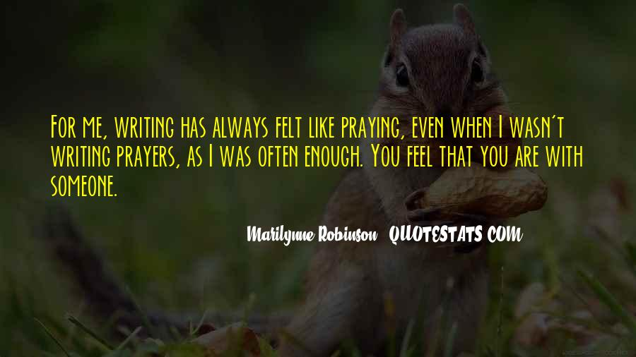 Quotes About Praying For Someone #1669043