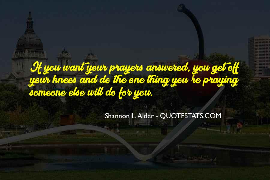 Quotes About Praying For Someone #1679653