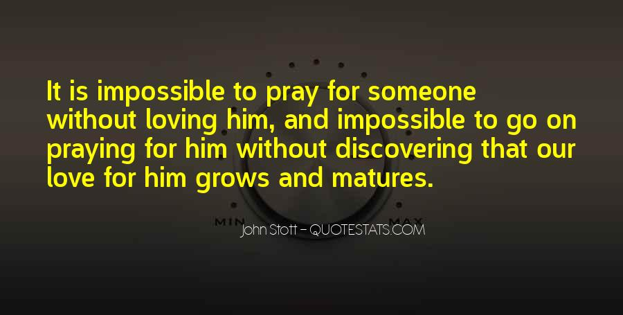 Quotes About Praying For Someone #1692589