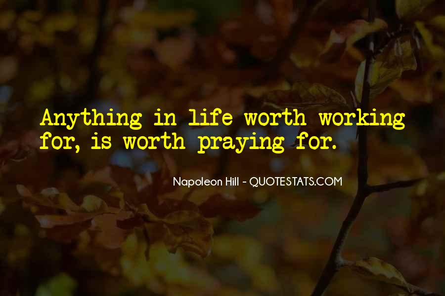Quotes About Praying For Someone #55445