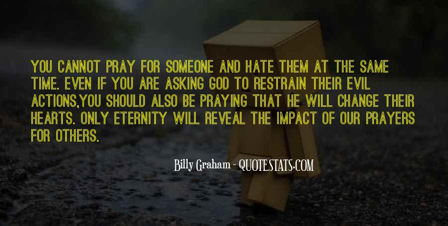 Quotes About Praying For Someone #790229