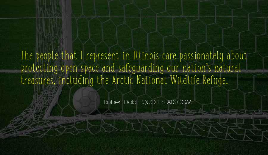 Quotes About Protecting Wildlife #1387065