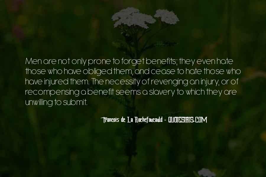 Quotes About The Necessity Of Slavery #1378767