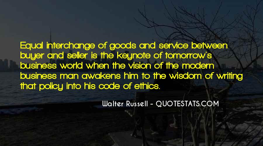 Quotes About Code Of Ethics #1413313