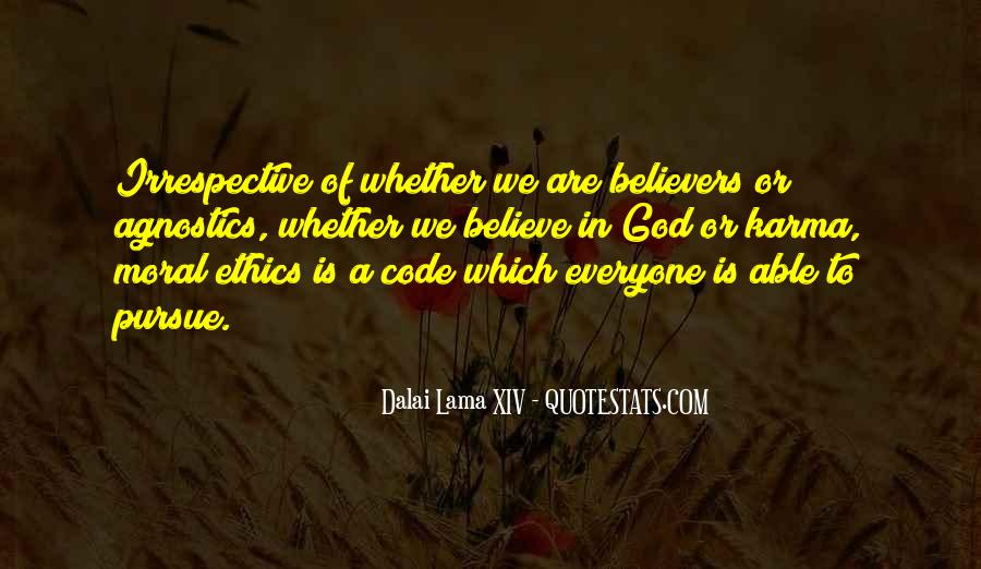 Quotes About Code Of Ethics #1628221