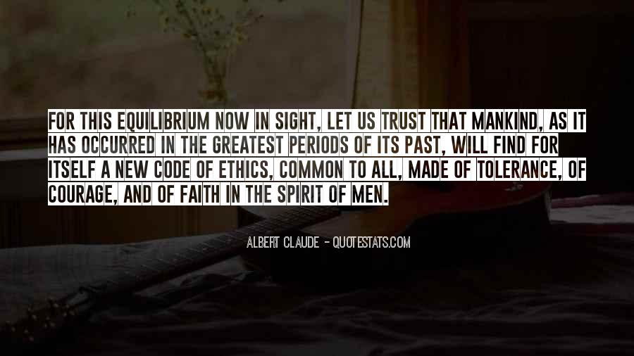 Quotes About Code Of Ethics #37174