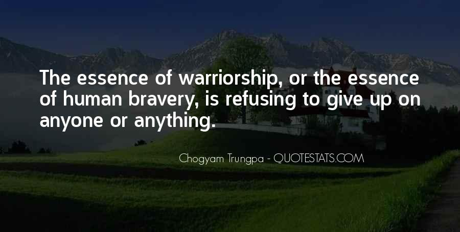 Quotes About Refusing To Give Up #1632847