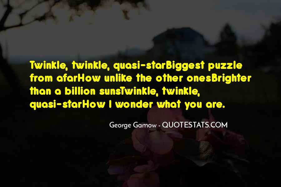 Quotes About Twinkle #1183507