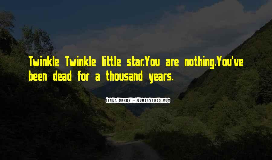 Quotes About Twinkle #206985