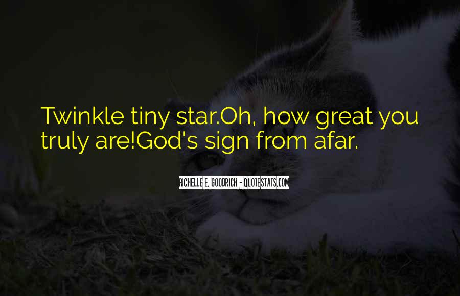 Quotes About Twinkle #933687
