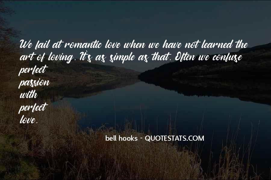 Quotes About Loving Your Passion #856826