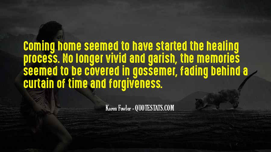 Quotes About Fading #120509