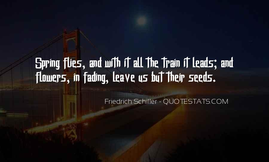 Quotes About Fading #120538