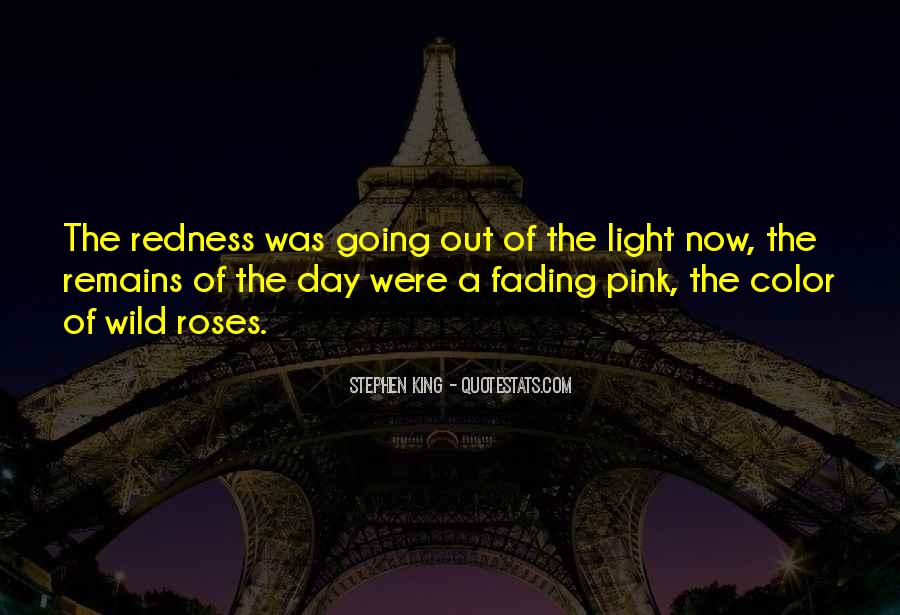 Quotes About Fading #29279