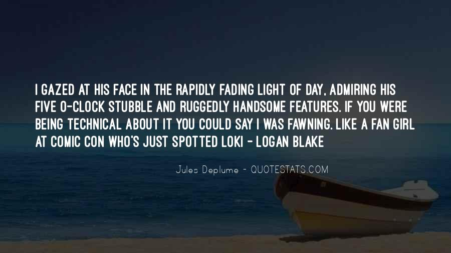 Quotes About Fading #369186