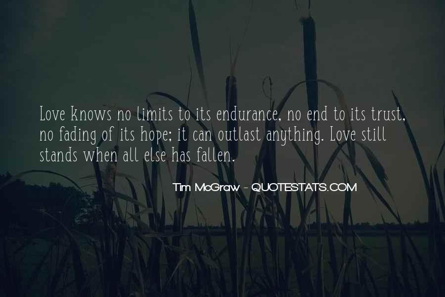 Quotes About Fading #371914