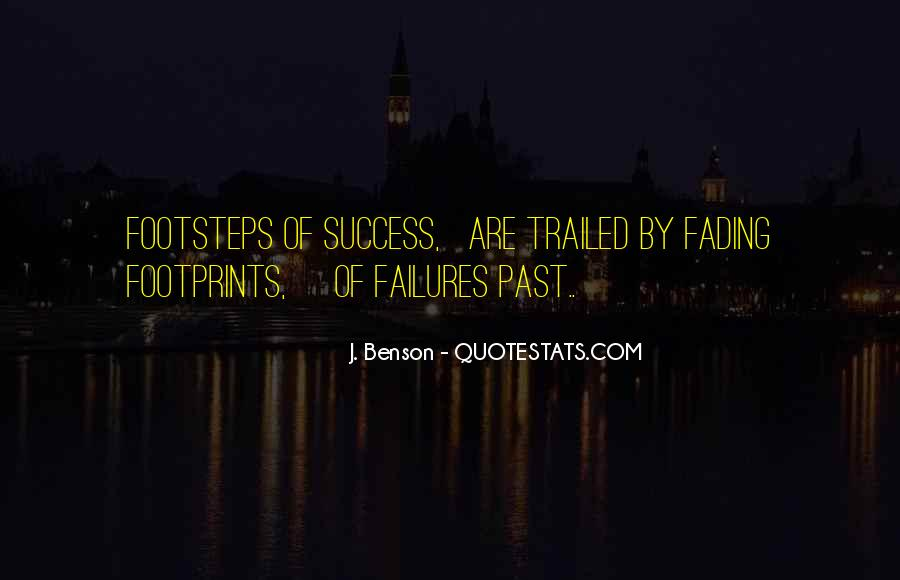 Quotes About Fading #424987