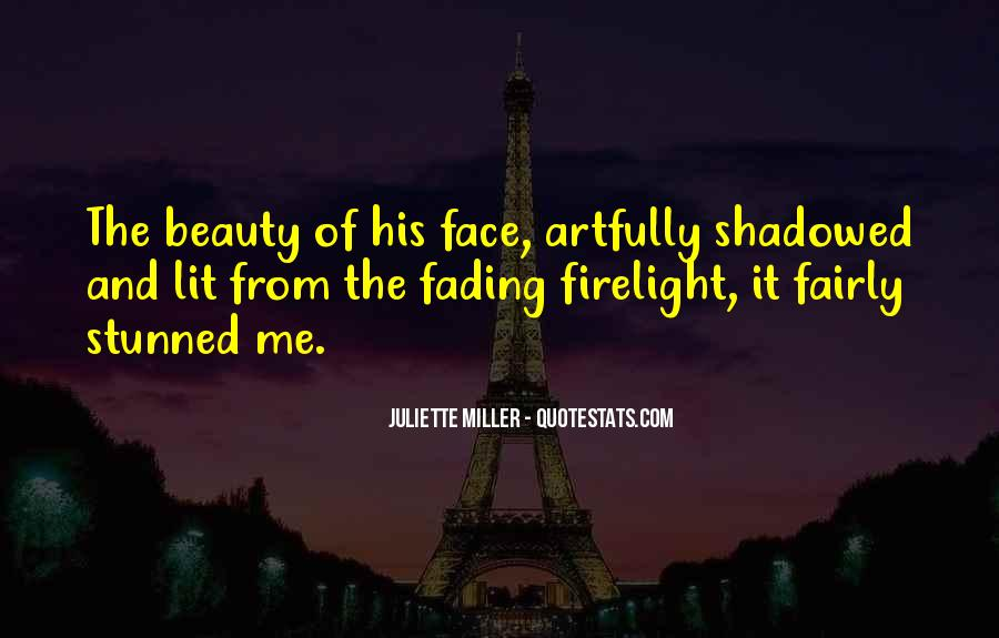 Quotes About Fading #435821