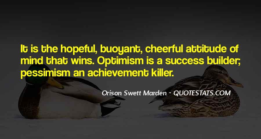 Quotes About Killer Attitude #1163136