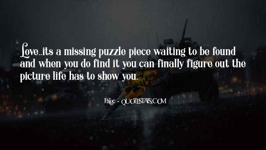 Quotes About Missing Someone And Love #264906