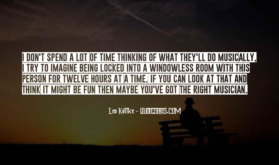 Quotes About Thinking Of You #2451