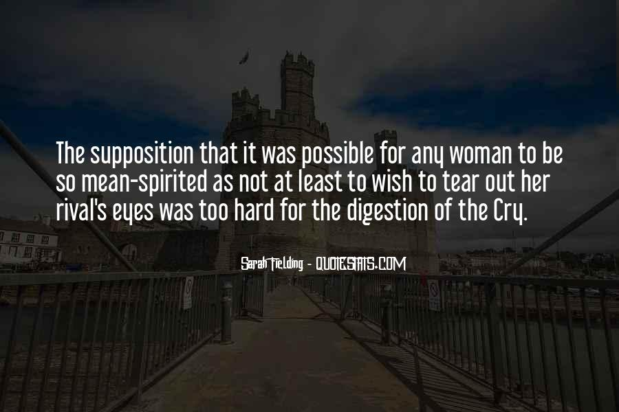 Quotes About Supposition #1540421