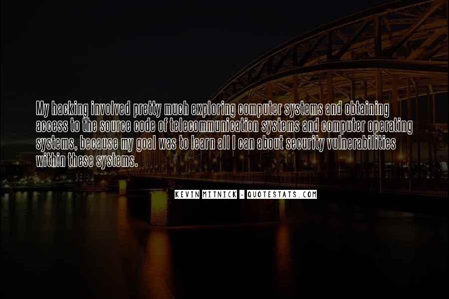 Quotes About Security Systems #153619
