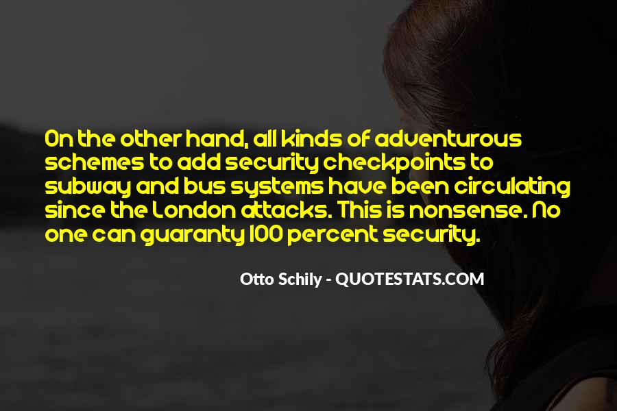 Quotes About Security Systems #881624