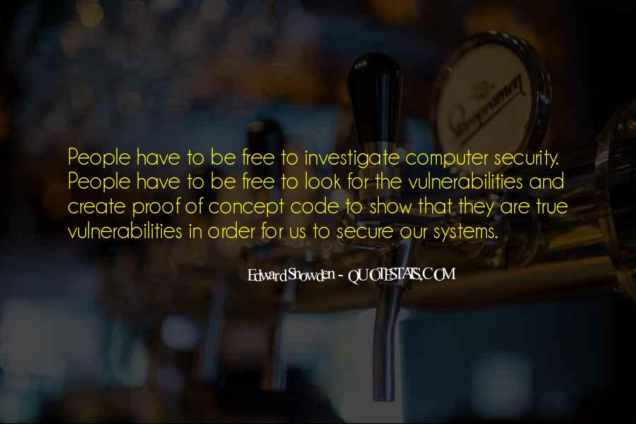 Quotes About Security Systems #955948